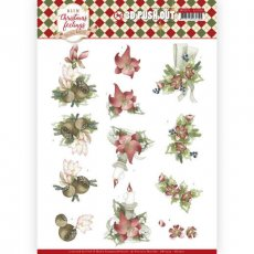 Knipvellen / 3D Push Out